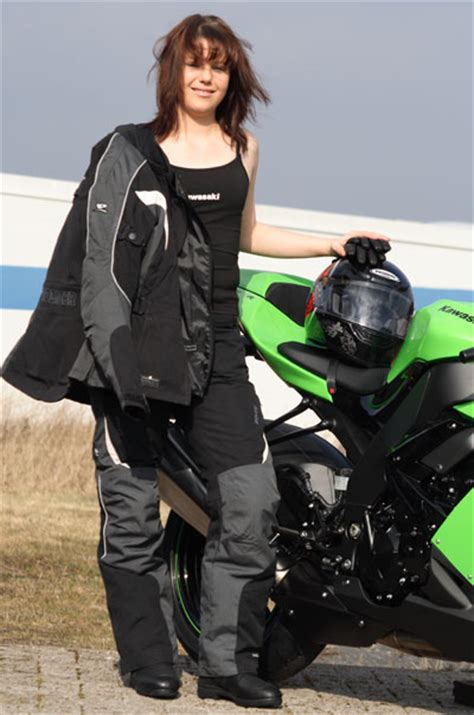 Motorrad Lederkombi Temperatur by Motorrad Tipps Quot Damen Motorrad Bekleidung Von Louis Quot Von