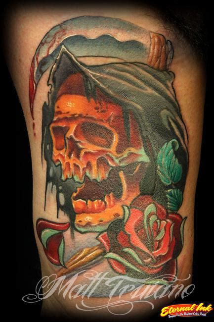 new school reaper tattoo nowak reaper by matt truiano tattoo inspiration worlds