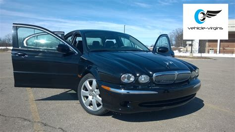type in 2006 jaguar x type in depth review