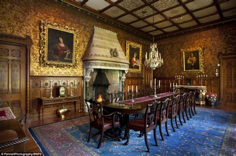 The Dining Room Ie by King Of Your Castle 16th Century Stately Home On Sale For