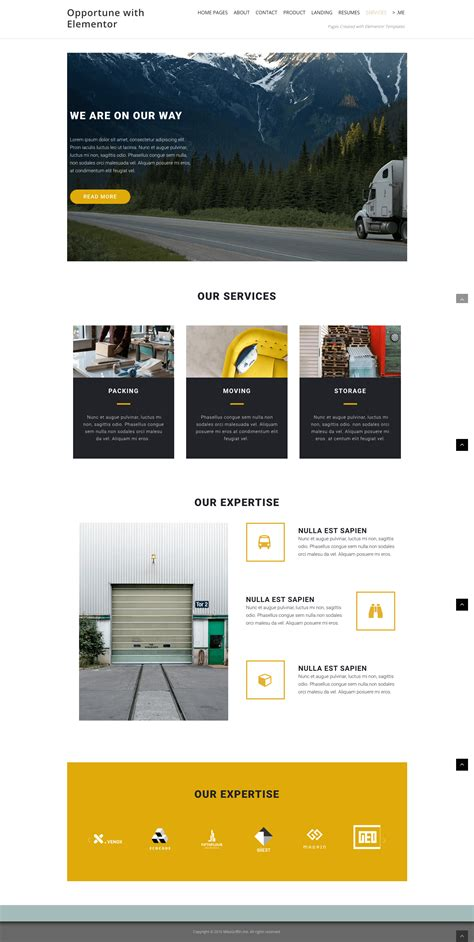 Elementor Template Library A New Day For Fast Wordpress Website Development Mikegriffin Me Elementor Template Library