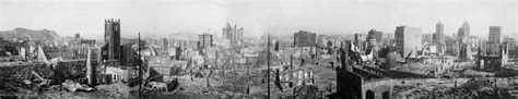 City Of San Francisco Records When An American City Is Destroyed National Archives