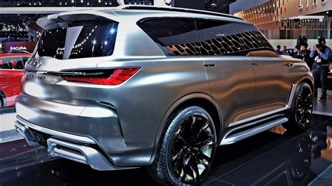2020 Infiniti Qx80 Release Date by 2020 Infiniti Qx80 Suv Redesign Price And Release Date
