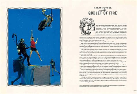 look the part books harry potter page to screen the complete filmmaking