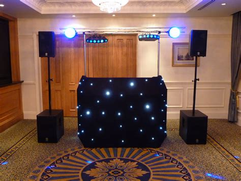 simple dj lighting setup compare contrast which dj equipment set up would you