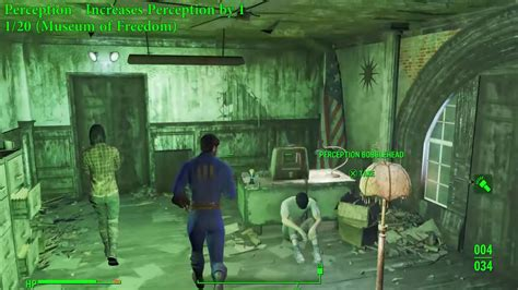 fallout r bobblehead locations fallout 4 perception bobblehead location
