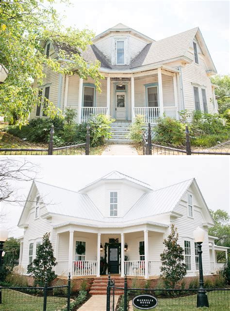 gaines house fixer upper magnolia house joanna gaines and magnolia