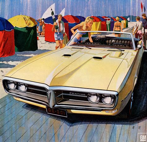 pontiac magazine 1960s usa pontiac magazine advert detail photograph by the