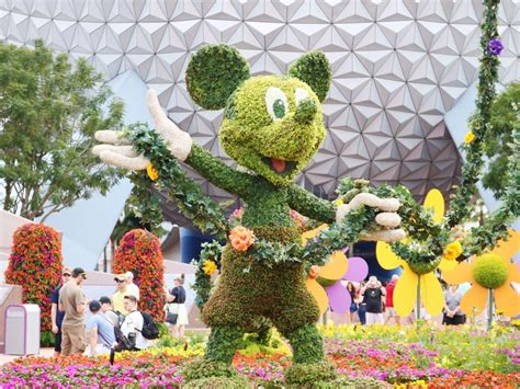 disney world flower and garden festival epcot international flower and garden festival disney