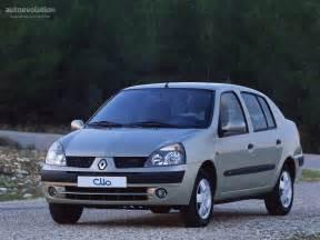Renault Clio 2000 Renault Clio Symbol Thalia Specs 2000 Autoevolution