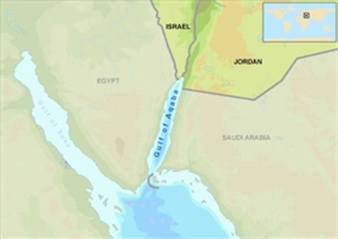middle east map gulf of aqaba nato news protecting the gulf of aqaba environmental