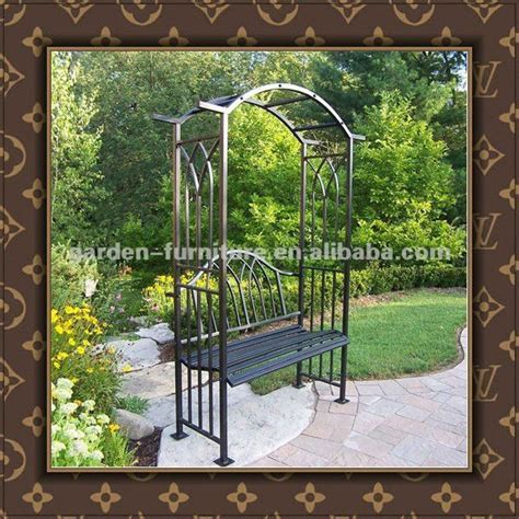 Metal Garden Arches And Pergolas Wrought Iron Garden Arch 69 90 My Garden Pinterest