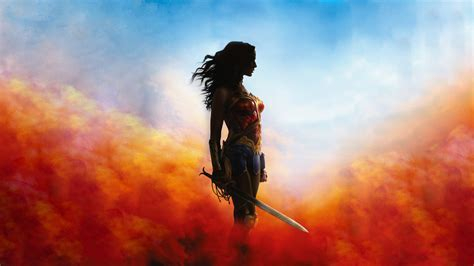 Wallpaper Wonder Woman, 4K, Movies, #11307