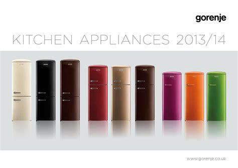 best kitchen appliances 2013 kitchen appliances 2013 2014 by gorenje d d issuu