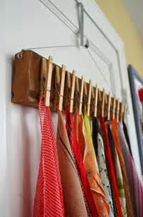 Wohnideen Zum Selber Bauen 1000 Ideen Zu Schals Organisieren Auf Pinterest