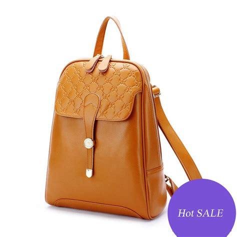 Sling Bag Printing design calfskin backpacks sling bags with