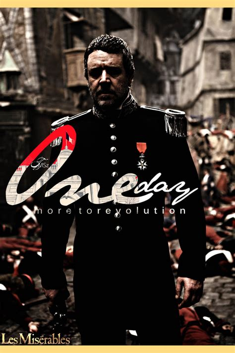 les mis film one day more one day more to revolution les miserables by s3ctur3