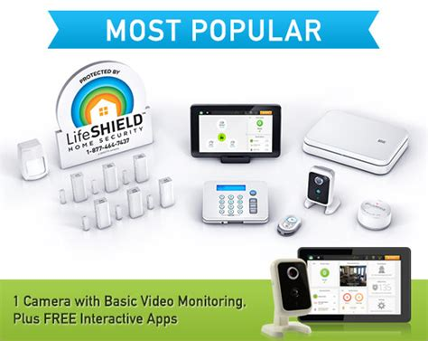 security advantage lifeshield home security