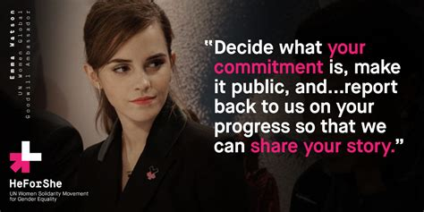emma watson quotes on leadership heforshe emma watson quotes quotesgram