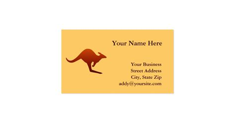 your own cards create your own business card zazzle