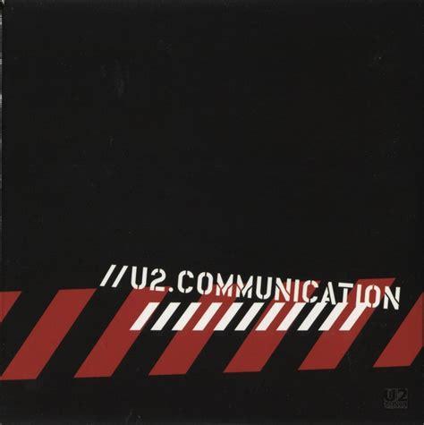 join u2 fan club u2songs u2 quot u2 communication quot fan club album