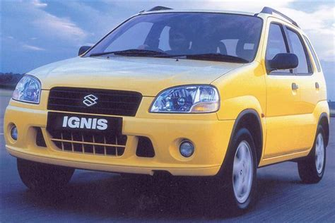 Suzuki Used Car Review Suzuki Ignis 2000 2008 Used Car Review Review Car