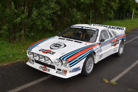 lancia rally 037 for sale 1984 lancia 037 evolution 2 b heads to auction at le