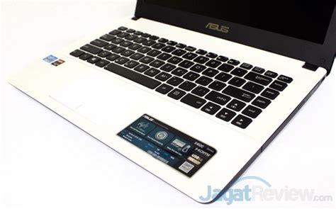 Keyboard Asus X452c review notebook asus x452c ringan dan nyaman dengan layar