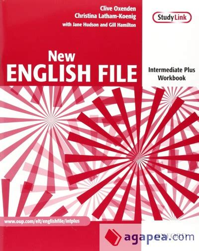New English File Intermediate Plus Workbook Without Key