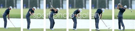 rory mcilroy iron swing sequence sports photos pictures prints golf rory mcilroy