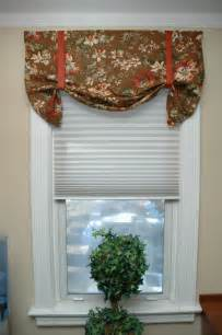 how to sew valances diy no sew window valance