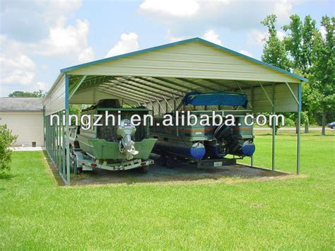 Buy Car Port by Metal Carports With Color Steel Sheet Roof Buy Metal