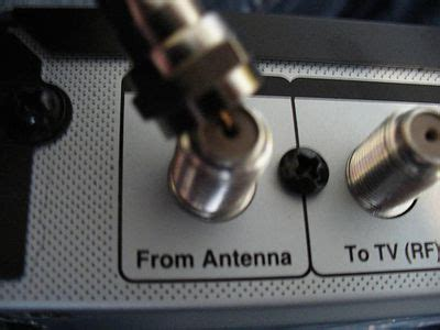 fixing digital tv reception   indoor antenna