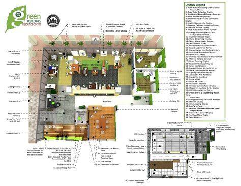 green building plans aeccafe archshowcase