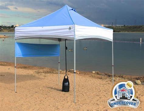 Undercover Canopy Undercover 8 X 8 Sport Packer Lightweight Aluminum