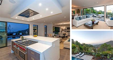 scott disick house celeb digs peek inside scott disick s 3 7 million beverly hills bachelor pad
