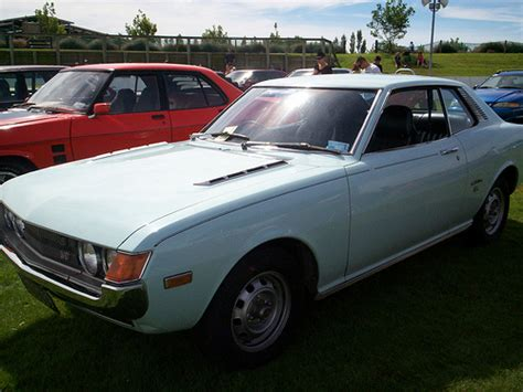 Toyota Celica Nz 1971 Toyota Celica Gz3089 This Was An Extremely Tidy