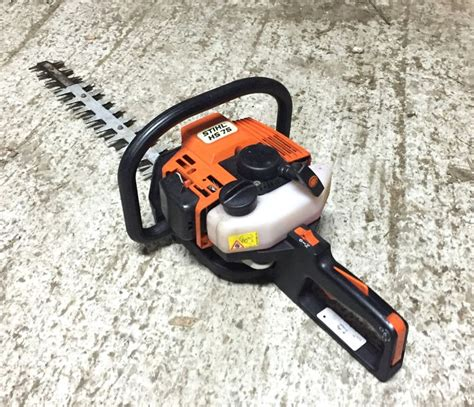 Taille Haie Thermique Stihl 1718 by Taille Haie Stihl Hs75