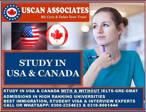 Mba Colleges In Canada Without Ielts by Study In Usa Canada With Without Ielts 100 Admission