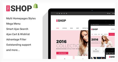 Shopify Responsive Templates by Top 35 Best Free Best Shopify Themes For Your Store