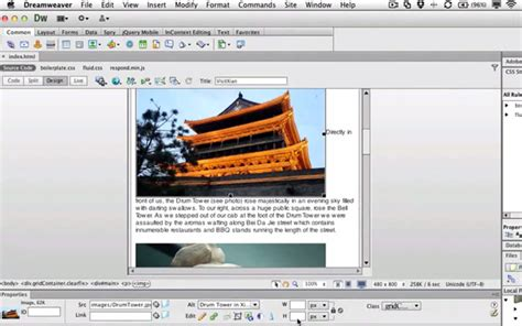 tutorial website using dreamweaver 25 adobe dreamweaver cs6 tutorials for web designers