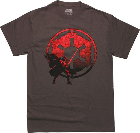 Tshirt Imperial Forces Logo wars darth vader imperial logo t shirt