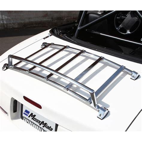 Mazda Miata Luggage Rack retro luggage rack