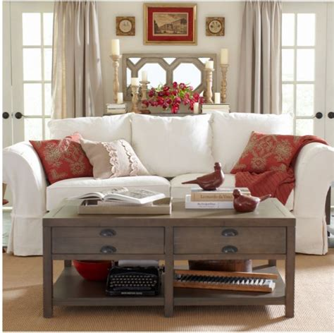 pottery barn charleston slipcovered sofa decor look alikes