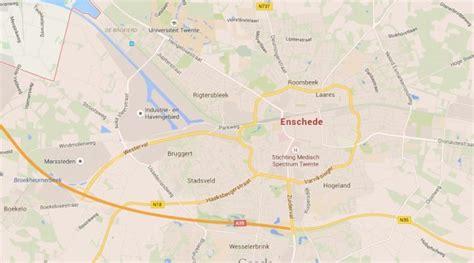 enschede netherlands map enschede world easy guides