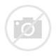 Bare Decor Large Round Leather Cowhide Ottoman In Black Cowhide Ottoman