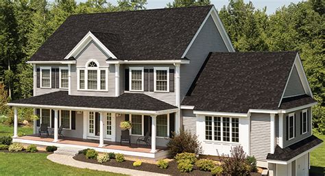 houses with black roofs house color on pinterest cape cod cape style homes and grey houses