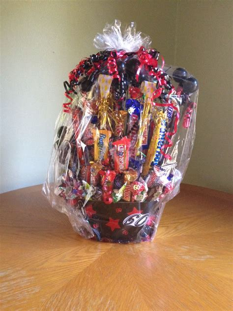 60th Birthday Bouquet With Frooties 60th Birthday Bouquet 2014 Bouquets Ideas