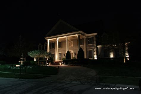 landscape lighting repair in leawood landscape lighting