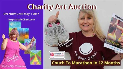 couch to marathon in 6 months suzie cheel the heart whisperer